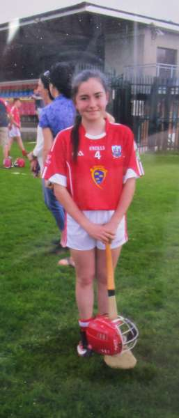 Louise Lyons of Millstreet - of wonderfully talented person - has been selected to play at the Half-time Interval of the prestigious Cork v. Tipperary Senior Hurling game in Semple Stadium, Thurles on the coming Sunday, 22nd May 2016. Louise will be wearing the No. 4 jersey and is the only one chosen from both the Duhallow and Avondhu Divisions. Sincere congratulations to Louise on such a superb achievement and splendid honour. Click on the images to enlarge. (S.R.)
