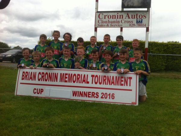 2016-06-11 Brian Cronin Memorial Tournament - Cup Winners
