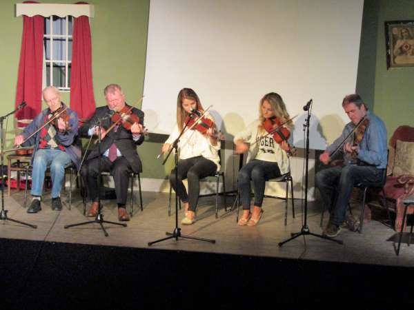 60Scartaglin World Fiddle Day 21st May 2016 -600