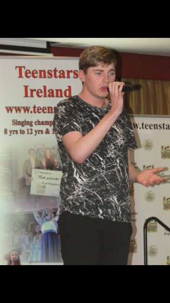 Congratulations to Gerard O'Hanlon,Laught,Rathcoole on reaching the final of Teenstars Ireland Singing Championship 2016 for the second year in a row. This is a great achievement for Gerard  reaching the last 32 contestants from an initial entry of 1300 from all over Ireland. The final takes place on July 3rd 2016 at the Red Cow Pavilion,Dublin. Tickets for the event are available for anybody interested. Contact no 087 2491089 costing €20.00 each.