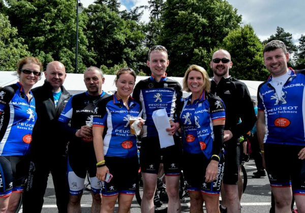 2016-06 Billy and Ellen at the Ring of Kerry Cycle