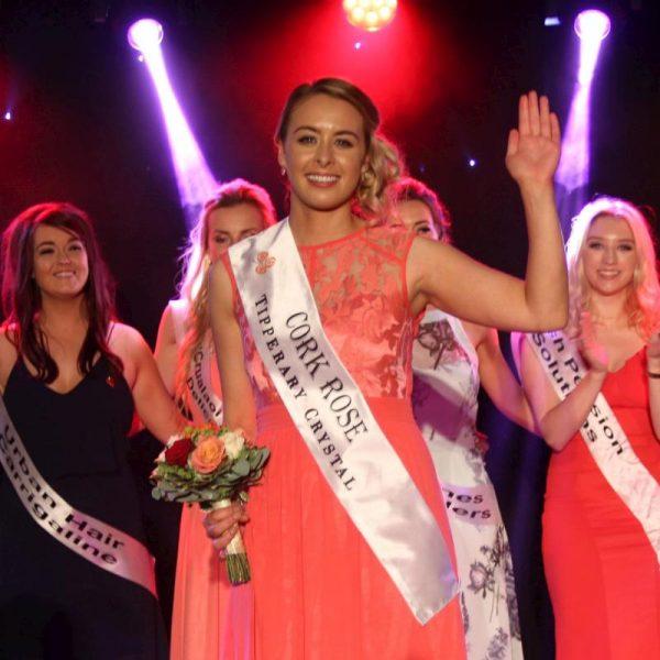 2016-07-03 Denise Walsh from Knocknaloman whois the 2016 Cork Rose