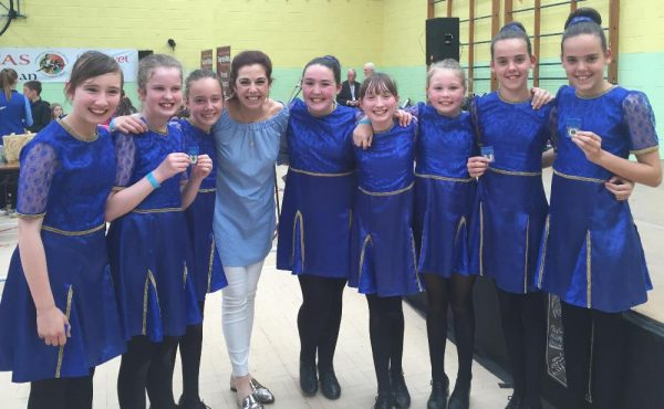 2016-07-18 Cullen Set Dancers qualify for All Ireland Fleadh in Ennis