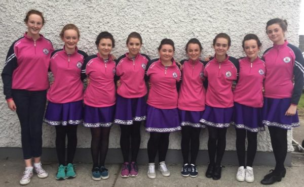 2016-07-20 Millstreet Set Dancers who qualified for the All Ireland Fleadh Finals