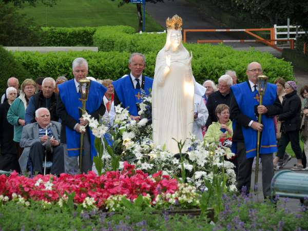 20Pilgrimage to Knock Shrine July 2016 -600