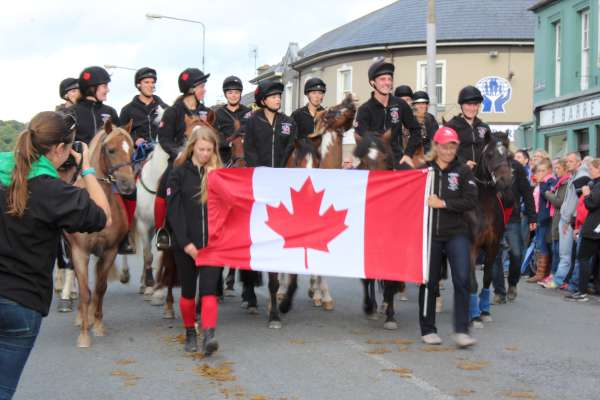 42Official Opening of Mounted Games Parade & Concert 2016 -600