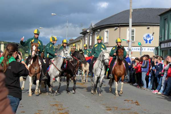 53Official Opening of Mounted Games Parade & Concert 2016 -600