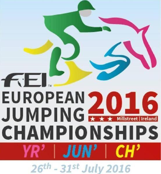 FEI European Junior Championships 2016 Millstreet - logo_1