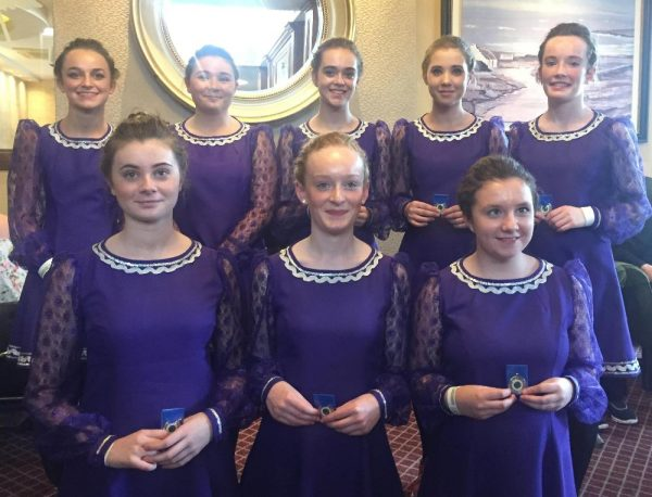 2016-08-21 Millstreet Set Dancers, second at the Fleadh Cheoil