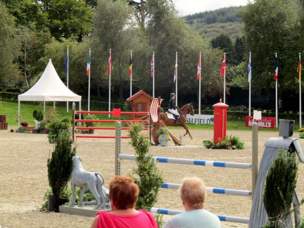 47International Horse Trials at Green Glens 25th Aug. 2016 -600
