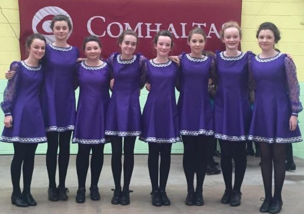 Best of Luck to Millstreet Set Dancers competing in the All Ireland Fleadh Cheoil in the West County Hotel, Ennis this Friday