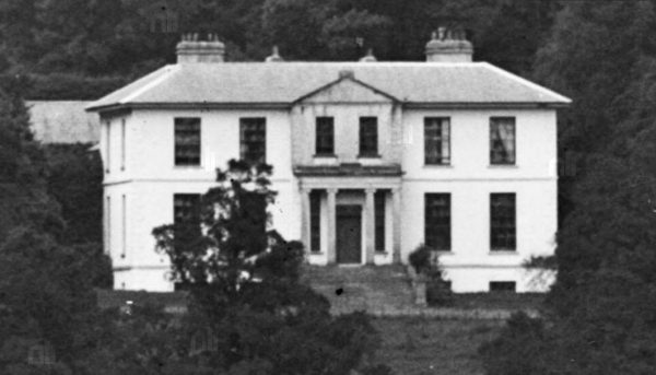 mount leader house in it's day