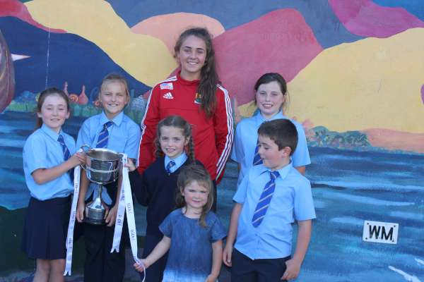 14All Ireland Cork Under 18 Ladies Football Winners 2016 -600
