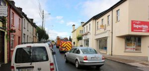 15Cork Firefighters Ladder Climb in Millstreet 2016 -600