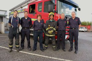 16Cork Firefighters Ladder Climb in Millstreet 2016 -600