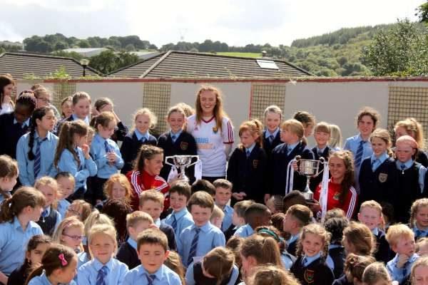 1Cork Ladies Football All Ireland Winners 2016 -600