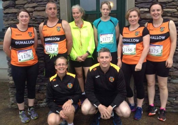 2016-10-03 Locals who ran the Dingle Marathon 01