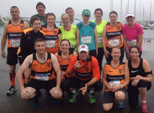 2016-10-03 Locals who ran the Dingle Marathon 03
