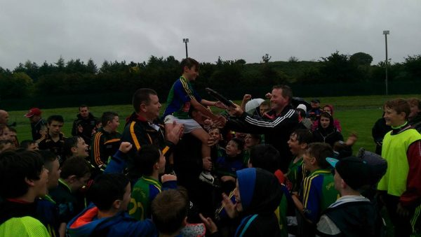 2016-10-05 Duarigle Gaels U12 League Winners 02