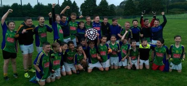 2016-10-05 Duarigle Gaels U12 League Winners