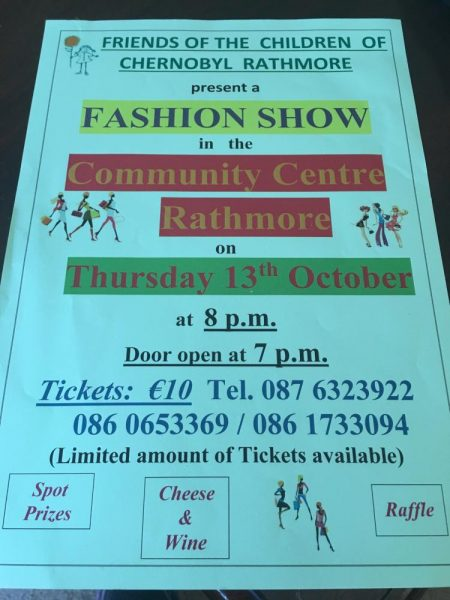 2016-10-13-fashion-show-friends-of-chernobyl-rathmore-poster