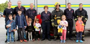 31Cork Firefighters Ladder Climb in Millstreet 2016 -600