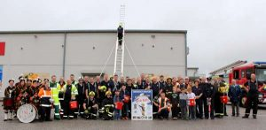 4Cork Firefighters Ladder Climb in Millstreet 2016 -600