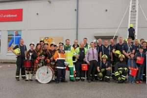 5Cork Firefighters Ladder Climb in Millstreet 2016 -600