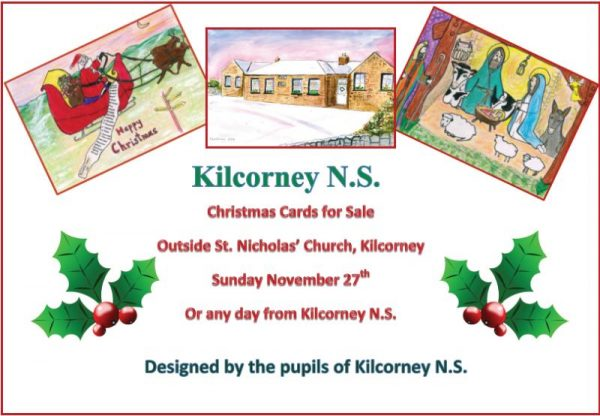 2016-11-27-kilcorney-ns-christmas-cards-for-sale-poster
