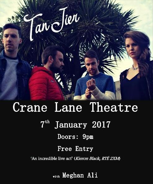 2016-12-tanjiers-in-concert-in-the-crane-lane-poster