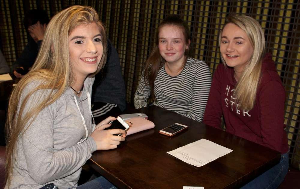 8Community School Quiz for Lourdes Project 2017 -1000