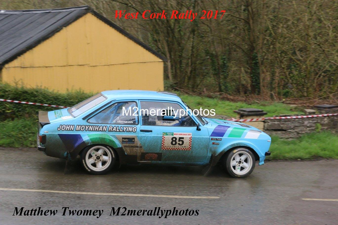 Success for Local Rally Crews at the West Cork Rally – Millstreet.ie