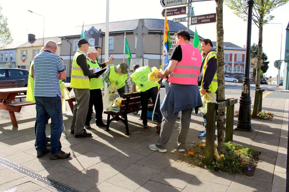 1Millstreet Tidy Towns Clean Up 2017 -1000