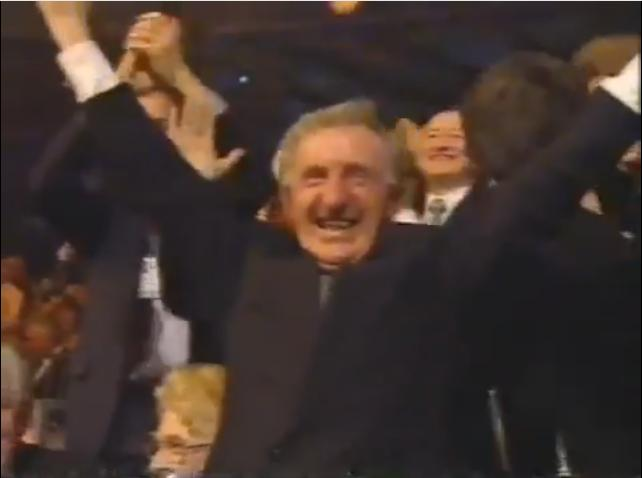 1993-05-15 Noel C Duggan Celebrates Niamh Kavanagh