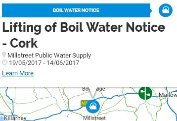 2017-06-14 Lifting of Boil Water Notice