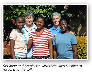 Sr Antoinette O