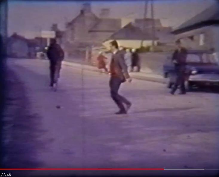 1960 Film Footage of Millstreet 16
