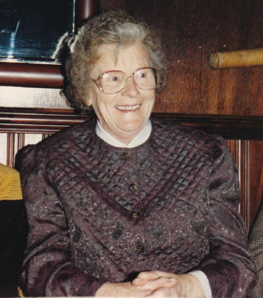 Margaret Cronin-Morley, Cullen, and Buckinghamshire, England