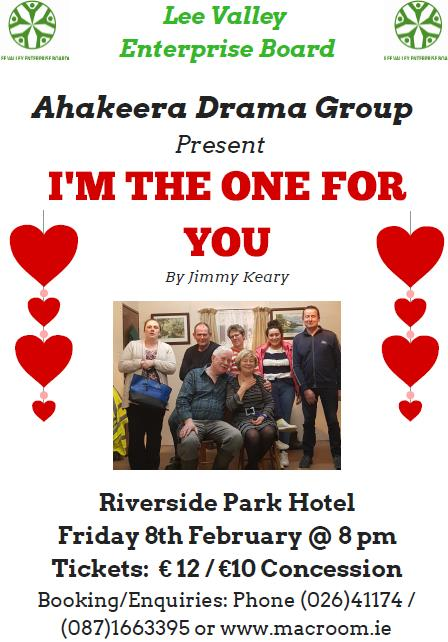 Upcoming Drama Production – I'm The One For You by Ahakeera Drama