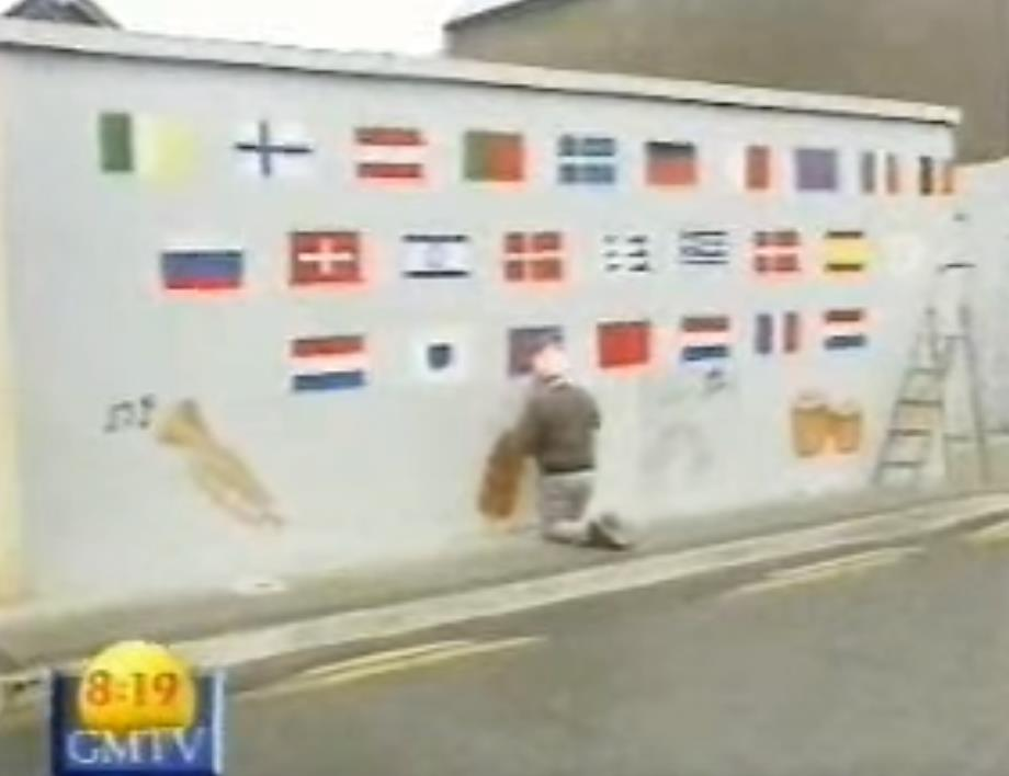 Eurovision Song Contest 1993 – Millstreet ie
