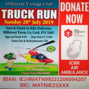 Charity & Fundraising – Millstreet ie